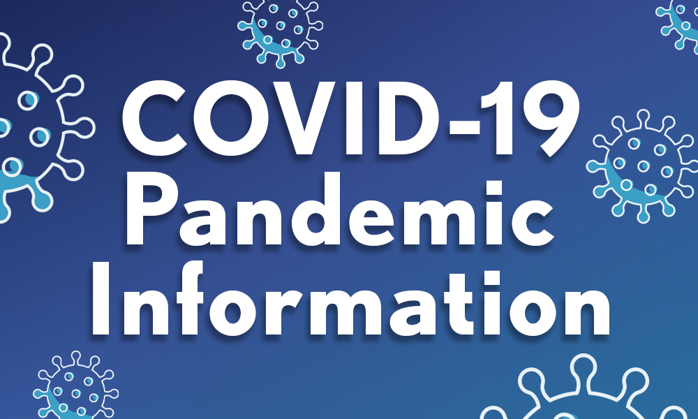 covid-19 pandemic informatio