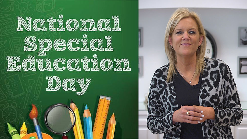 national special education day dr. stone video